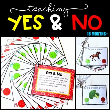 Teaching YES and NO