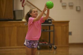 Teaching Children How to Catch