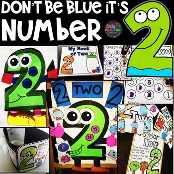 Teaching about the Number Two