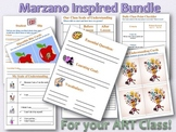 Teaching and Learning with Marzano Bundle for your Art Cla