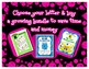 Teaching by the Letter Growing Bundle - Focus Alphabet is J
