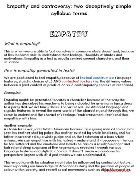 Teaching empathy and controversy: everything you need in a BUNDLE