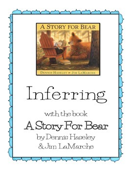 """Teaching how to infer with """"A Story For Bear"""""""