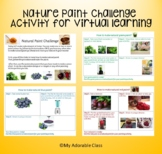 How to make paint using natural materials? Exploring natural colours & dyes