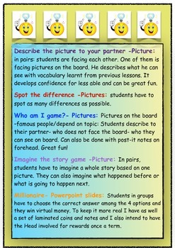 Teaching ideas all subjects