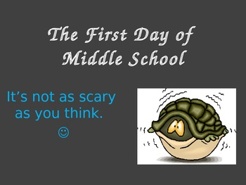 Teaching in a Middle School Classroom