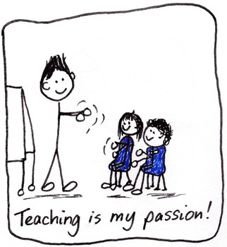 Teaching is my Passion