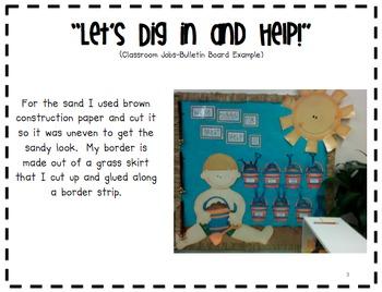 Teaching on the Beach {Beach Theme Classroom Part One}