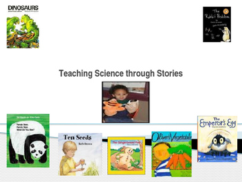 Teaching science through stories