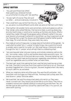 Teaching strategies for writing - Ages 8-9