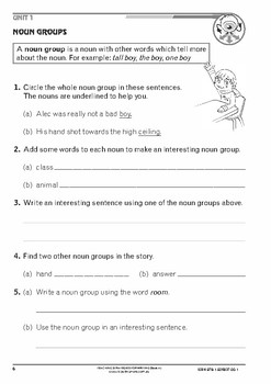 Teaching strategies for writing - Year 1 - Ages 6-7