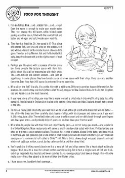 Teaching strategies for writing - Year 5 - Ages 10-11