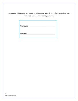 Teaching students about & how to write an email-For Special Education and Autism