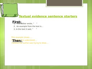 Teaching students grades 3 through 5 how to use evidence b