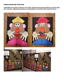 Teaching the 5 Senses with Mr. and Mrs. Potato Head