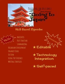 Teaching the Anecdote Hyperdoc