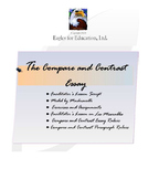 Teaching the Compare and Contrast Essay