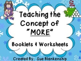 Teaching the Concept of More