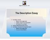 Teaching The Description Essay