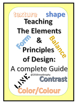 Teaching the Elements & Principles of Design- A Complete Guide
