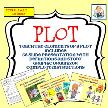 Teaching the Elements of a Plot
