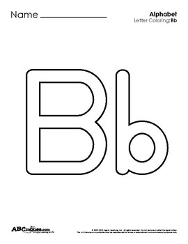 Letter Bb Collection