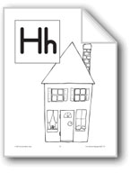Teaching the Letter: Hh