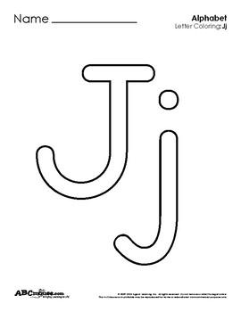 Letter Jj Collection