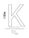 Teaching the Letter K for Kite - Alphabet + Basics - Colle