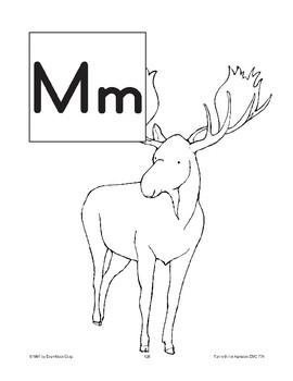 Teaching the Letter: Mm