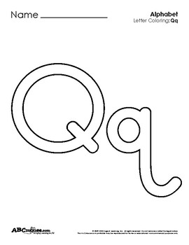 Teaching the Letter Qq with ABCmouse