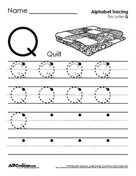 Letter Qq Collection