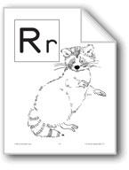 Teaching the Letter: Rr