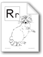 Teaching the Letter: Rr