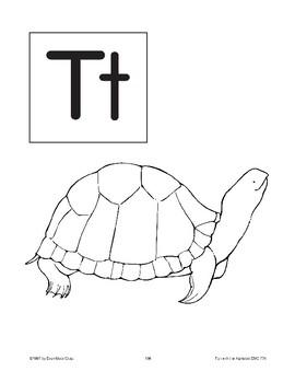 Teaching the Letter: Tt