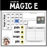 Teaching the Magic e