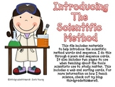 Teaching the Scientific Process and Science Tools