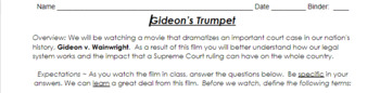Teaching the Supreme Court with Gideon's Trumpet