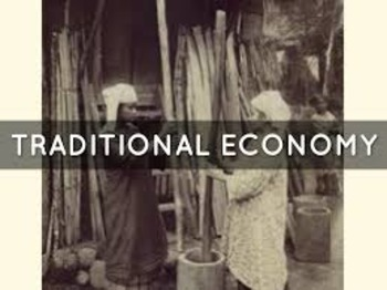 Teaching the Tradition-based Economic System (Traditional