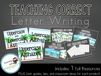Teaching Correct Letter Writing