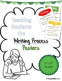 Teaching the Writing Process Prewriting, Editing, Revising