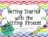 Getting Started With the Writing Process in 2nd Grade
