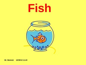 Teaching the consonant F phonics powerpoint