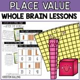 Whole Brain Place Value