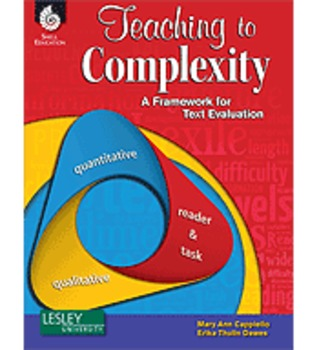 Teaching to Complexity: A Framework for Text Evaluation