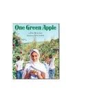 Read Aloud Back to School Lesson Plan One Green Apple by Eve Bunting/TC Format