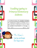 Keyboarding activities for kids
