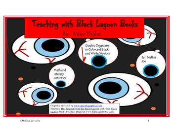 The Teacher from the Black Lagoon/Literacy and Math Activities