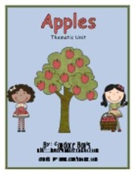 Leaves, Pumpkins, and Apples: A Bundle of Fun Lessons (135 pages)