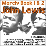 March: Book One or Two by John Lewis